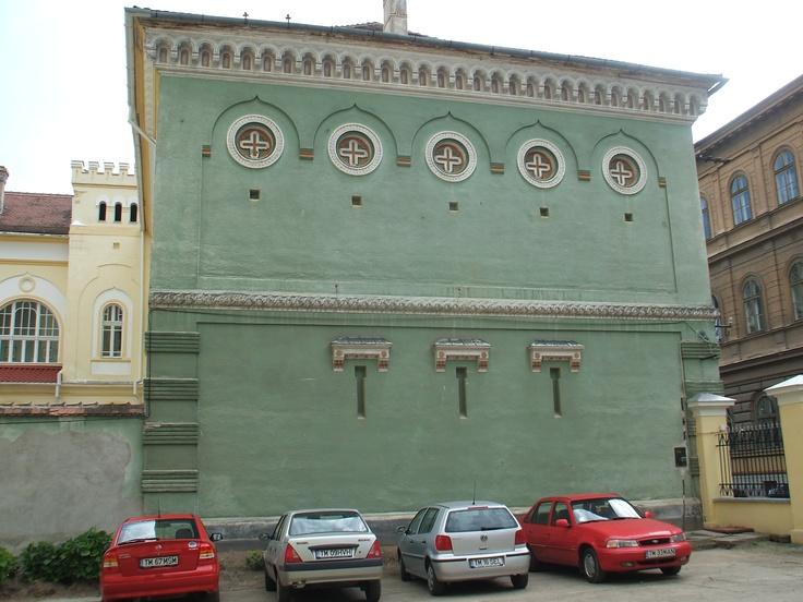 Timisoara building
