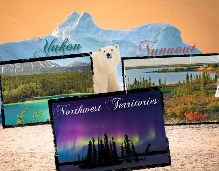 Yukon, Nunavut and Northwest Territories  Nature and Wildlife