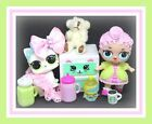 LOL Surprise Doll ROYAL HIGH-NEY Kitty-Cat PET Series 1 1-026 P-009 Lot #Doll