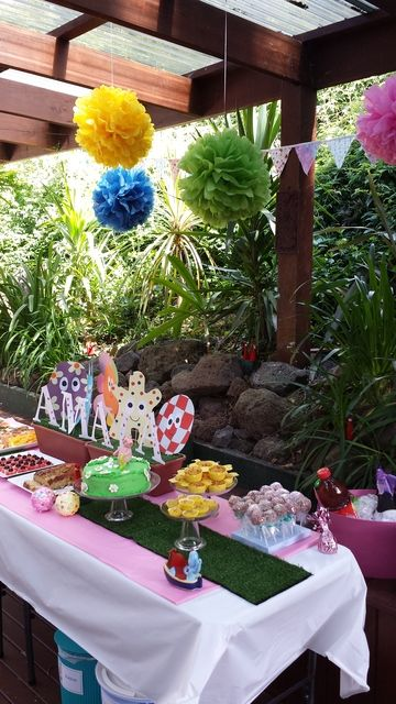 In The Night Garden Birthday Party Ideas | Photo 3 of 11 | Catch My Party