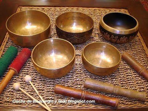 Misky Tibetštině, Stavu Alfa, Léčení, Harmonizaci Farem, Relaxace