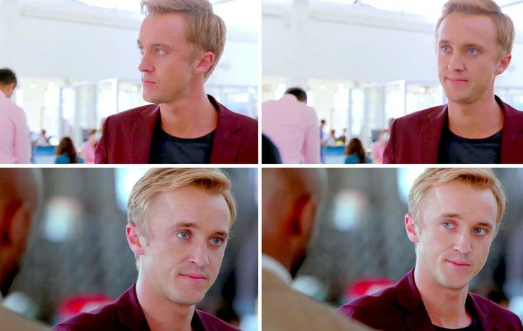 Tom Felton. Murder in the First