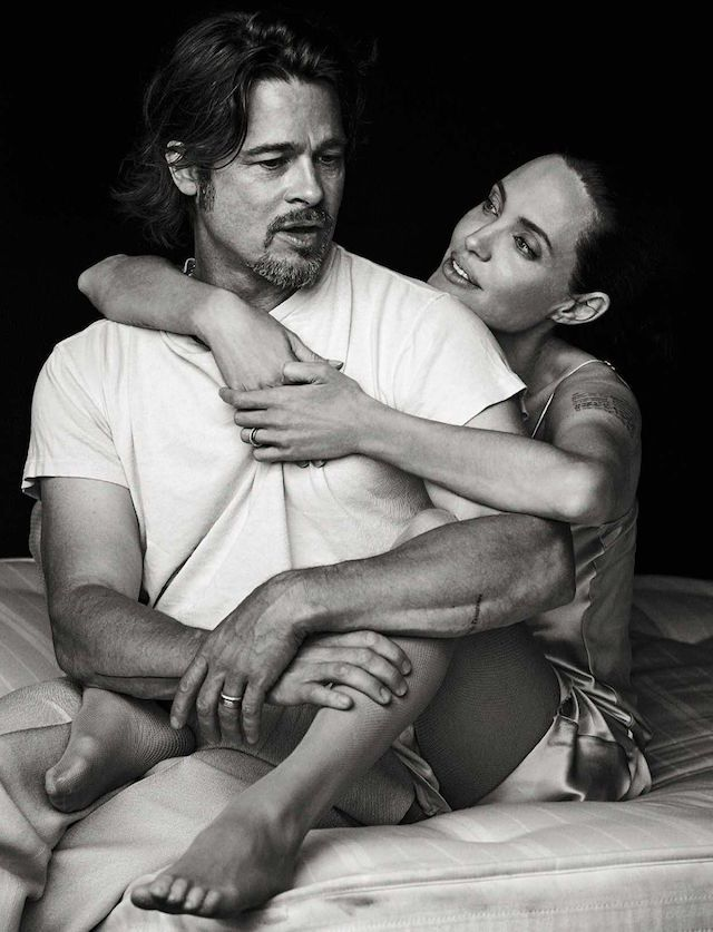 mid-week mumma: ANGELINA JOLIE IN VANITY FAIR  - bellaMUMMA