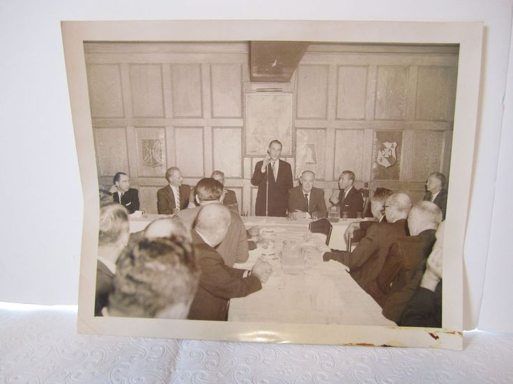 FBI New York Federal Bureau Photograph Special Agent 1963 Retirement Picture #5