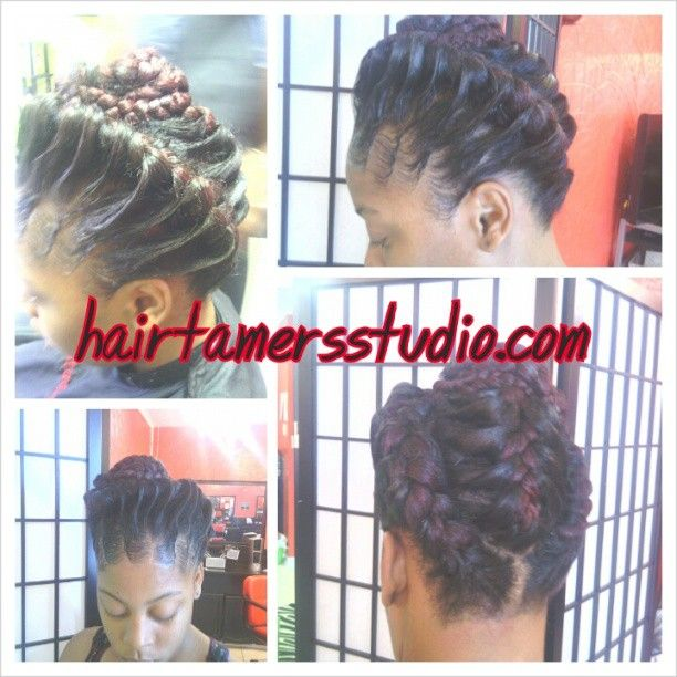 13 best Projects to Try images on Pinterest | Hairdos, African ...