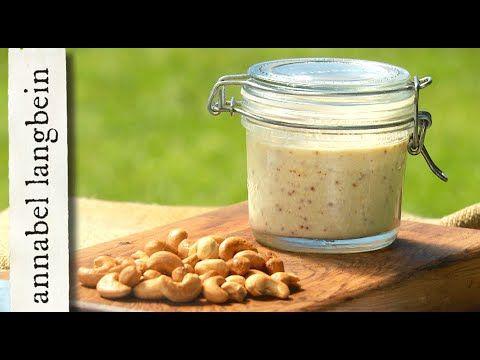 Cashew Mustard Dressing - Annabel Langbein – Recipes