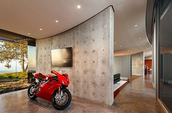 The Sheer Beauty of Concrete Walls