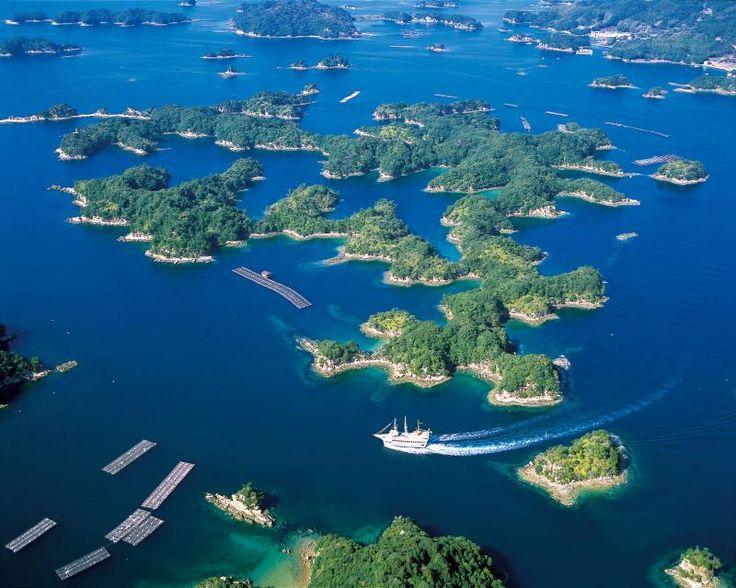 Ninety-Nine Islands, Sasebo City Sasebo City & Saikai City Nature – seas & rivers / Other