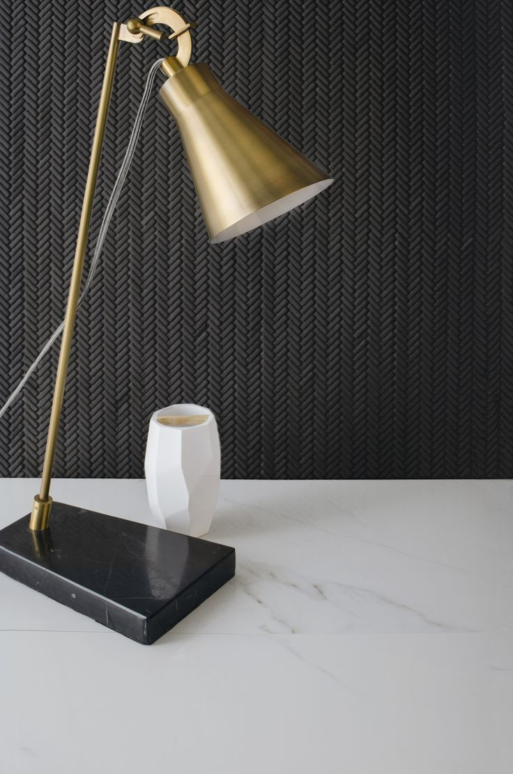 HERRINGBONE MOSAIC Collection available at Icon Stone + Tile