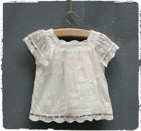 Angelic Girls Lace Top – Kidz Republik Sizes 2 and 6 left
