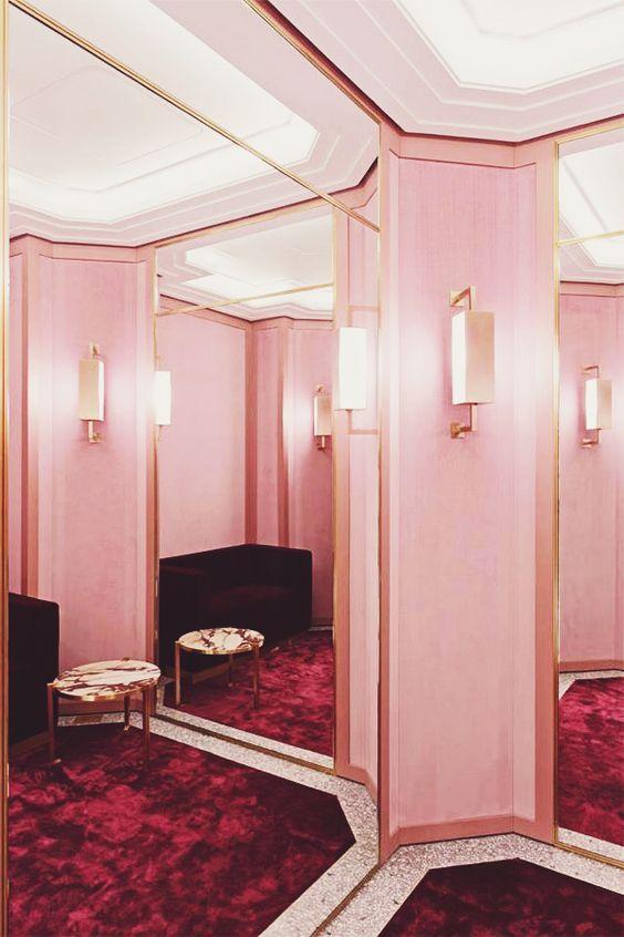 """palmvaults: """"Emilio Pucci flagship boutique, Madison avenue """""""