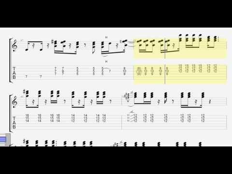 Igor Presnyakov new tabs - Sweet Home Alabama