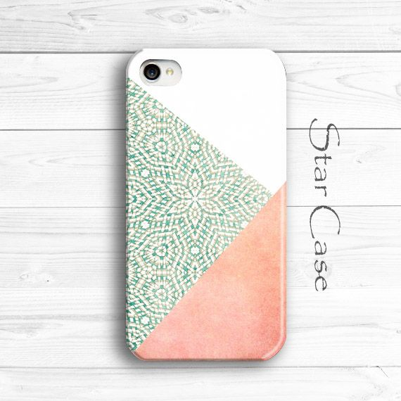 Wedding iPhone 5 Case, iPhone 5s Case, Coral iPhone 4 Case, iPhone 4s Case, iPhone Case, iPhone 5 Case, Floral iPhone 5C Case by Star Case