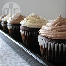 Chocolate Fairy Cakes