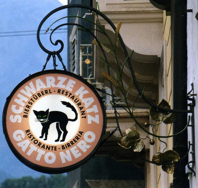 restaurant  Italie Merano