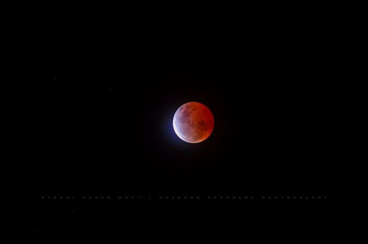 Lunar Eclipse by TOSHI KENZO MDP™
