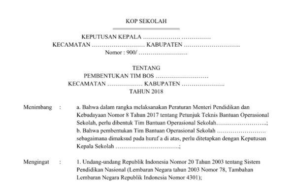 Soal Ujian Nasional Bahasa Indonesia Smp 2018