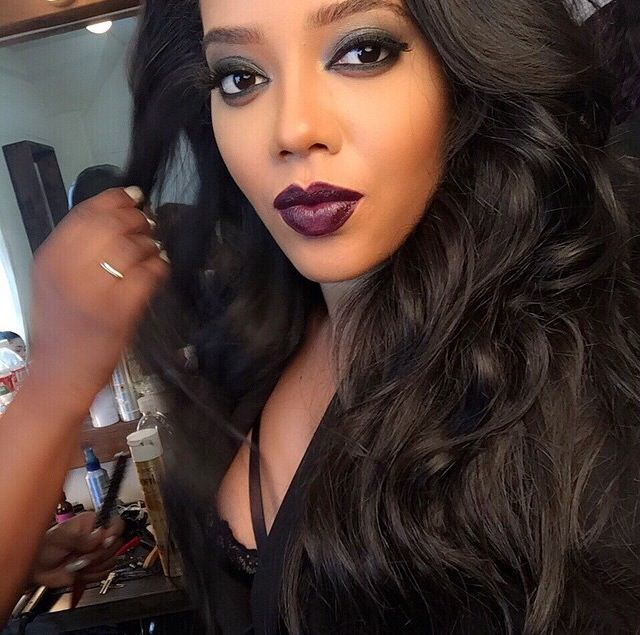 19 Best Angela Images On Pinterest Angela Simmons Black Beauty