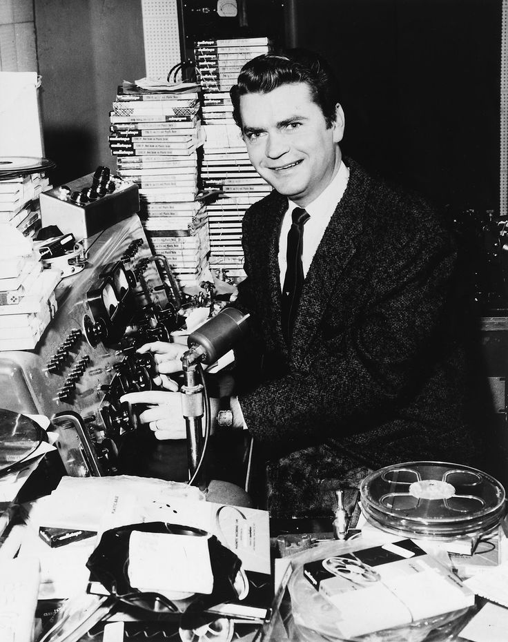 Sam Phillips Founder Of Sun Records Memphis Tennessee