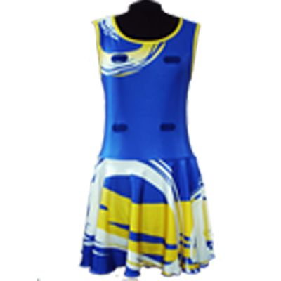 Branded Netball Bodysuit Adults incl Dye Sublimation Min 25 - Clothing - Sports Uniforms - Dye Sublimated Sportswear - PMX020 - Best Value Promotional items including Promotional Merchandise, Printed T shirts, Promotional Mugs, Promotional Clothing and Corporate Gifts from PROMOSXCHAGE - Melbourne, Sydney, Brisbane - Call 1800 PROMOS (776 667)