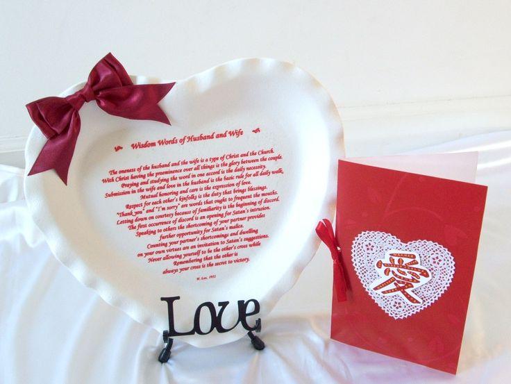 Wedding gift set