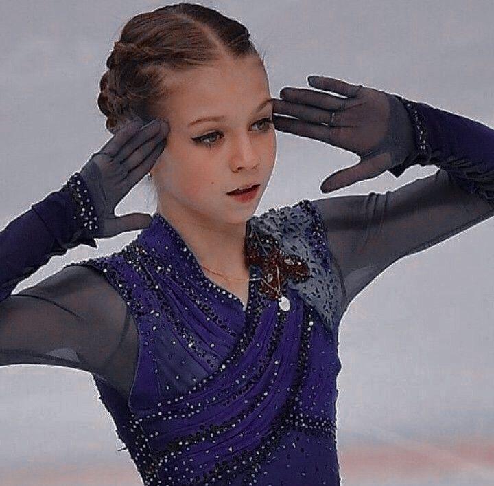 Sasha Trusova x Game of thrones | Alexandra trusova ...