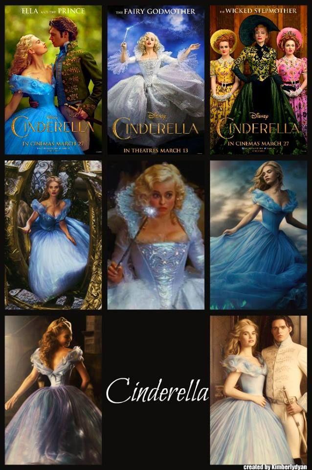 Cinderella Movie ~ created by Kimberlydyan