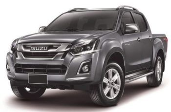 Redesigned Isuzu D-Max 2017 will be released in February