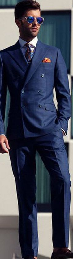 Bespoke Suits - Why You Should Be Wearing One