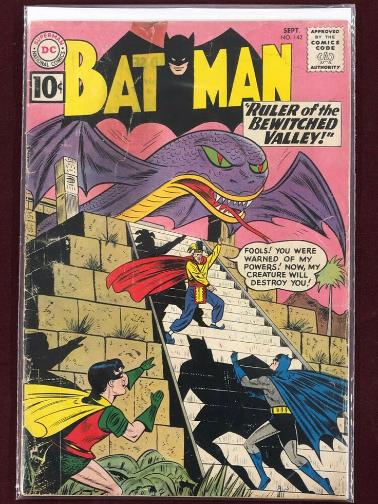 Batman 142 professionally graded gd 20 ebay in 2020