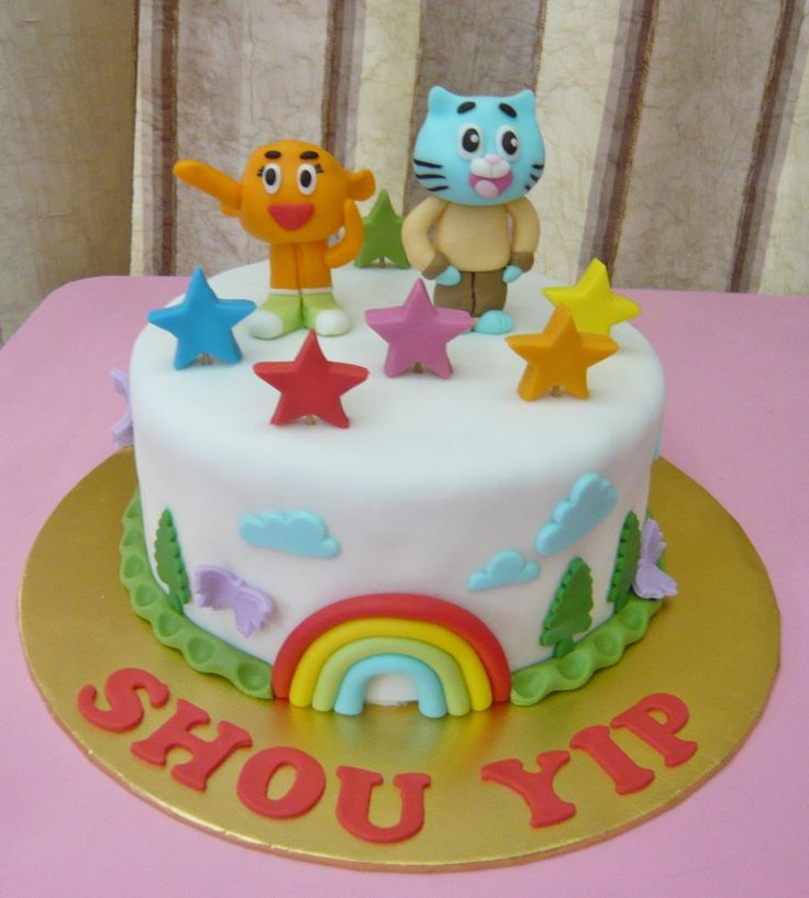 gumball cake toppers - Cerca con Google