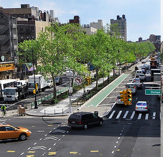 Click image to see 25 before-and-after shots of NYC road diets & visit our popular Streets for Everyone board >> http://www.pinterest.com/slowottawa/streets-for-everyone/