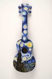 Znalezione obrazy dla zapytania ukulele art tumblr