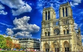 paris notre dame - Google Search