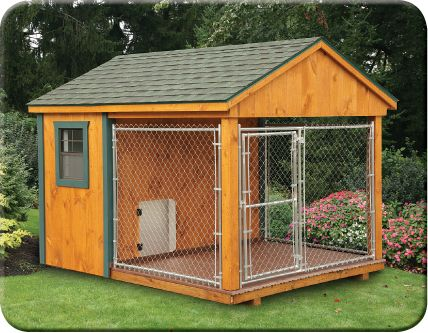 """""""Rational Preparedness"""" : The Blog: Notes on Building a Kennel or Kennel Complex"""
