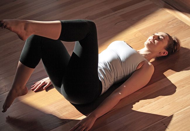 5 amazing Pilates exercises for abs - How to get a flat stomach - Women's Health & Fitness