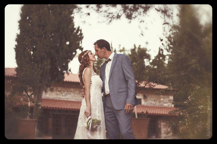 Wedding Day #wedding #weddingday #groom #bride #couple #married #church #kiss #bouquet