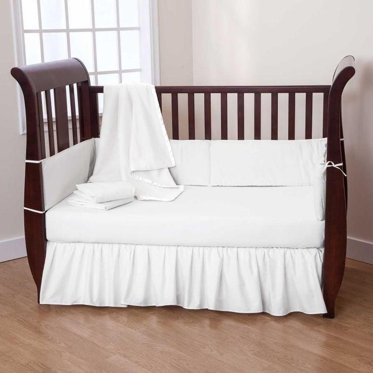 White Nursery Bedding Sets ~ TheNurseries