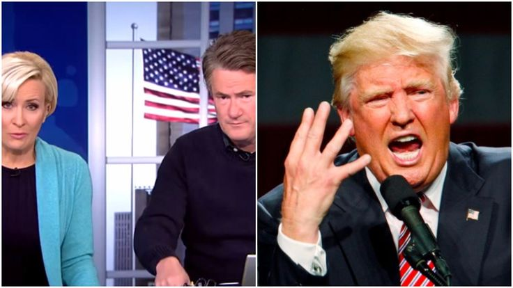 Morning Joe Hosts Have Witnesses To Support Their Story Of Trump/Kushner Blackmail Attempt
