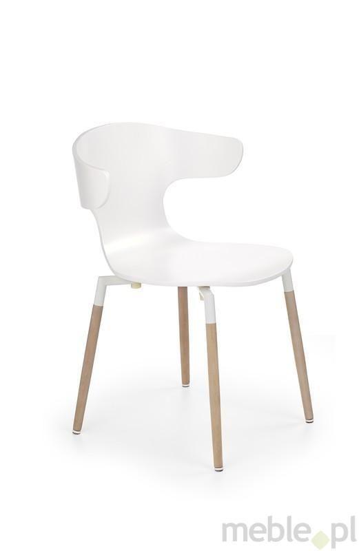 Białe krzesło K-189