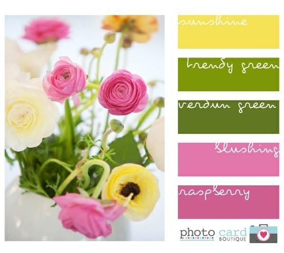 Spring color-inspiration