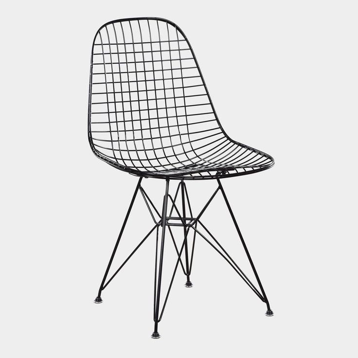Eames DKR Black @joink