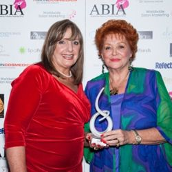Best in Australian Beauty announced at Industry Awards. #ABIA2013 #cosbeauty