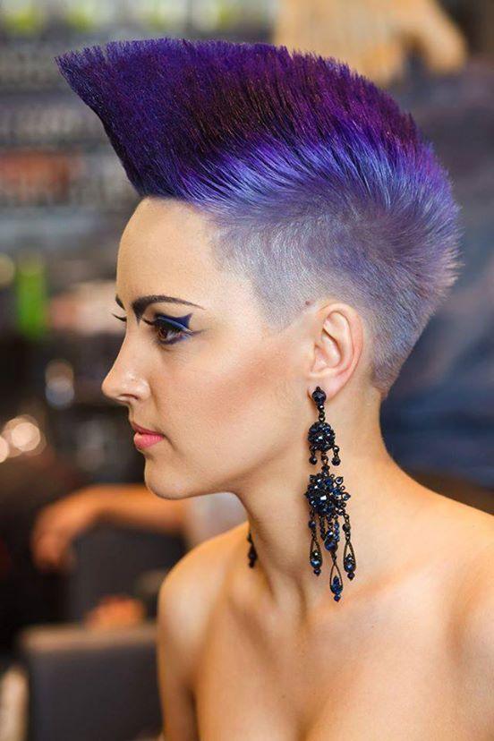 Alternative lifestyle haircut