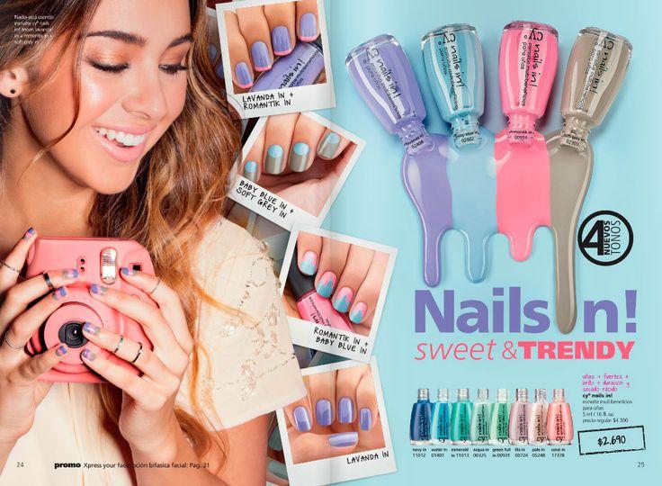 ART NAIL!  Pide tus esmaltes hoy mismo presume de las Nails mas lindas!
