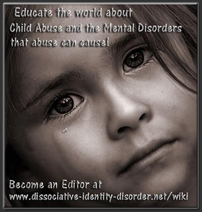 the connection between child abuse and dissociative identity disorder Dissociation is one of the many defense mechanisms the brain can use to cope with the trauma of sexual post-traumatic stress disorder after a traumatic event.
