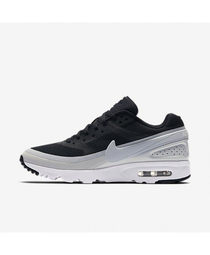 80bc363f691b Nike Air Max Bw Ultra Womens Black White Black Pure Platinum Sale UK ...