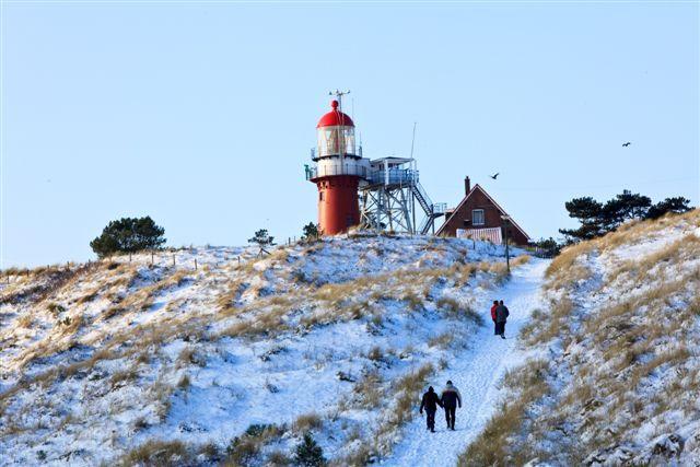 Vlieland is prachtig: ook in de winter! Kom naar het eiland voor de kerstdagen en geniet!