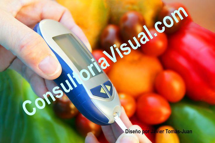 Transmite la importancia de la alimentación para evitar patologías del nervio óptico por la diabetes.