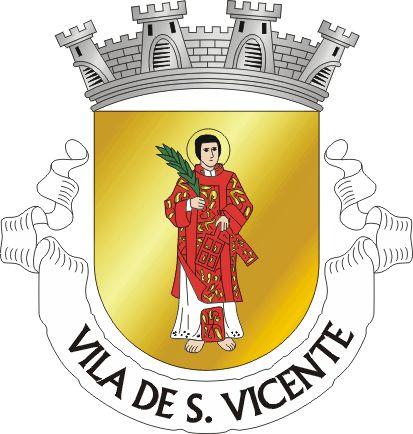 Brasão de São Vicente - Madeira - Portugal